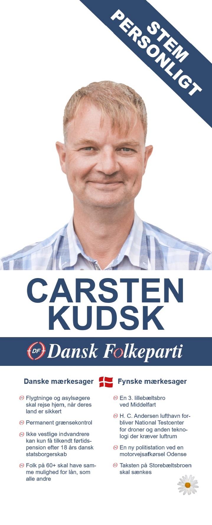 Carsten Kudsk Valg